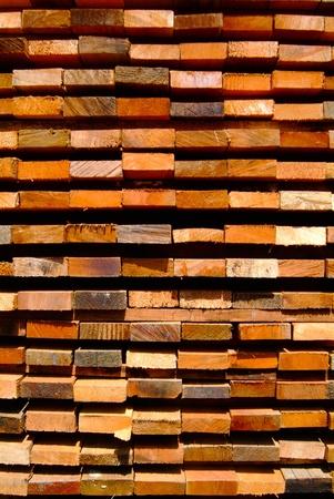 stack of lumber Stock Photo - 12647721