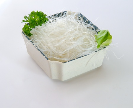 rice noodle photo