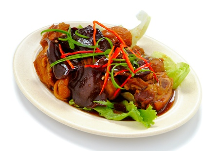 chinese food chicken photo