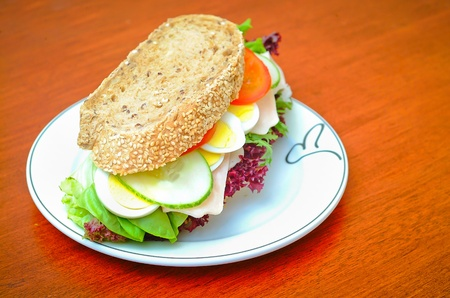 sandwich Stock Photo - 12458737