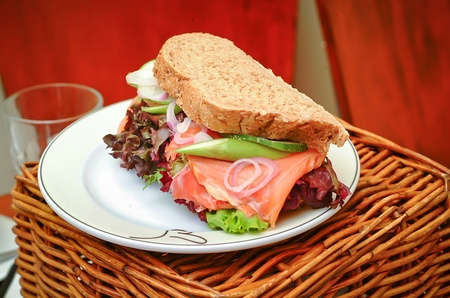 sandwich Stock Photo - 12458736