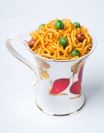 murukku: muruku, malaysia traditional indian snack Stock Photo