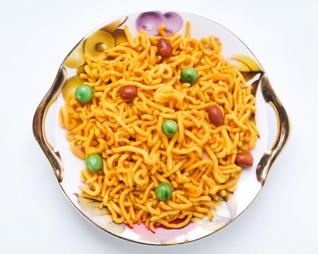 murkoo: muruku, malaysia traditional indian snack Stock Photo