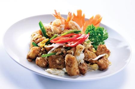 Fried fish in malaysia food Stock Photo - 13202548