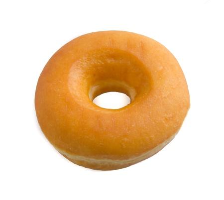 dough nut: donut isolated on white background
