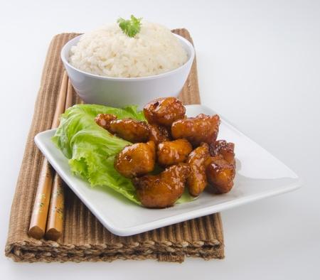 pork sweet and sour pork saia food Stock Photo - 13484013