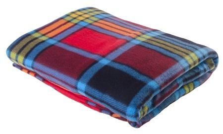 blanket: blanket, Soft warm blanket on the background