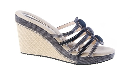 shoes, ladies shoes on the background Stock Photo - 14551115