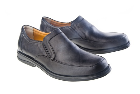 shoes, man shoes on the background Stock Photo - 14551127