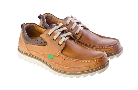 shoes, man shoes on the background Stock Photo - 14551109