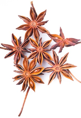 aniseed: Anise. Anise on the background