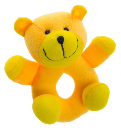 baby soft toy, a perfect gift for baby photo