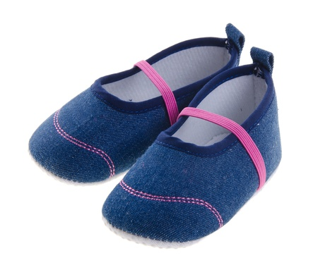 shoes. baby shoes on the background Stock Photo - 15492884