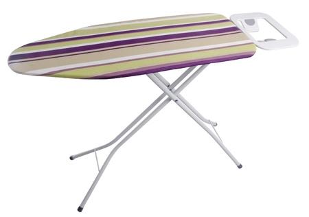 ironing tool on the background. Stock Photo