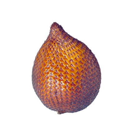 salak: Salak Fruit On The Background Stock Photo
