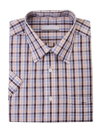 shirt isolated on white background Stock Photo - 16619031