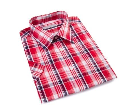 shirt isolated on white background photo