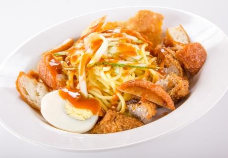 Mee rojak - malaysia indian food photo