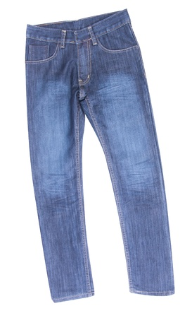 blue jeans: Jeans. Blue Jeans on background Stock Photo