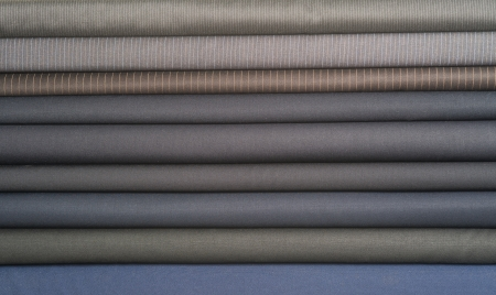 fabrics textile. Cotton Fabric Sample. photo