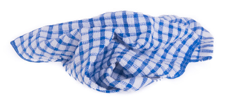 towel  Kitchen towel on the background Stock Photo