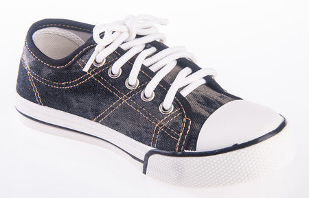 shoe. mens fashion shoe on background photo