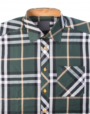 mens shirt closeup  photo