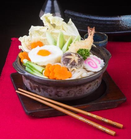 日本の料理。