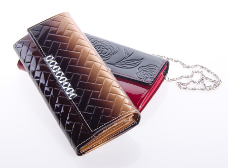 woman or lady wallets photo