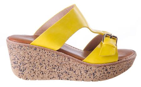 womanish: Shoes, Womanish shoes on background. Stock Photo