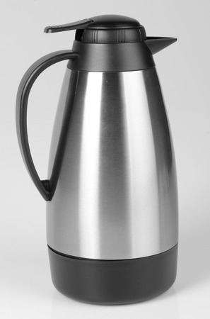 thermo: Thermo flask Stock Photo