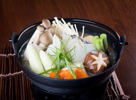 japanese cuisine.  Archivio Fotografico