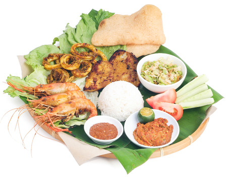 Indonesian traditional food photo