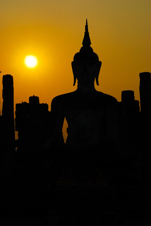 thailand sukhothai. thailand landmark sukhothai photo