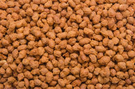 processed: Peanuts. Processed peanuts on background Stock Photo