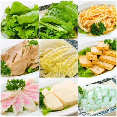 Steamboat food collection  chinese food Stock Photo - 29291846