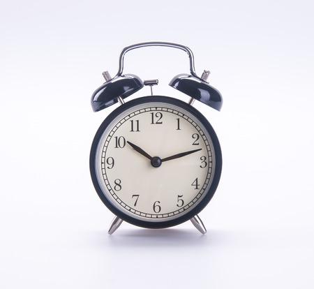 alarm clock. alarm clock on background. photo