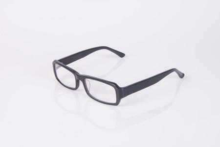 eye glasses. eye glasses on background Stock Photo