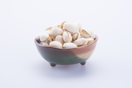 pistachios: nuts. pistachios in the background Stock Photo