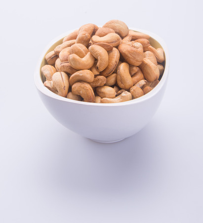 cashew nuts: nuts. cashew nuts on background