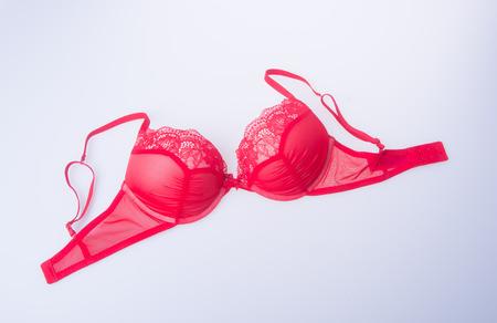 bra. Stylish bra on background. Stylish bra on a background.