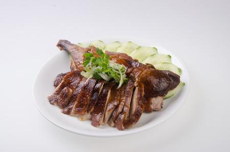pato: Pato. pato asado cocina tradicional china