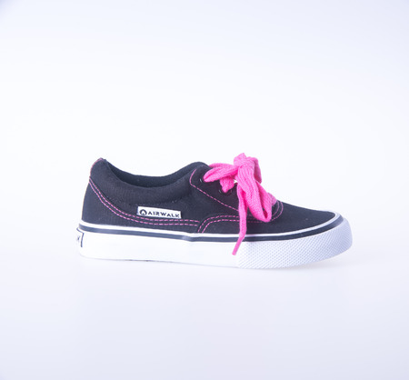children's wear: shoe. childs shoes on background. childs shoes on a background
