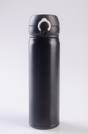 thermo: Thermo or Thermo flask on a background