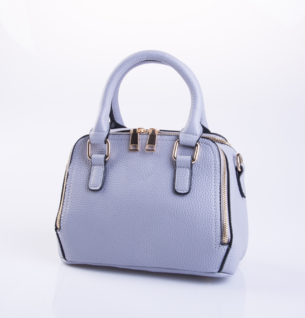 bag or women bag on a background Stock Photo