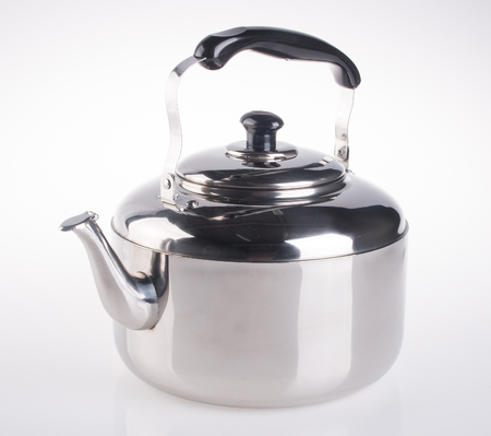 kettle. kettle on the background