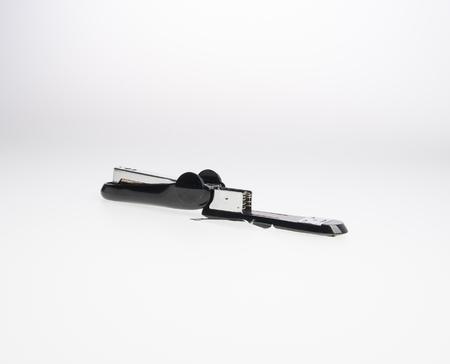 stapler or paper stapler on a background