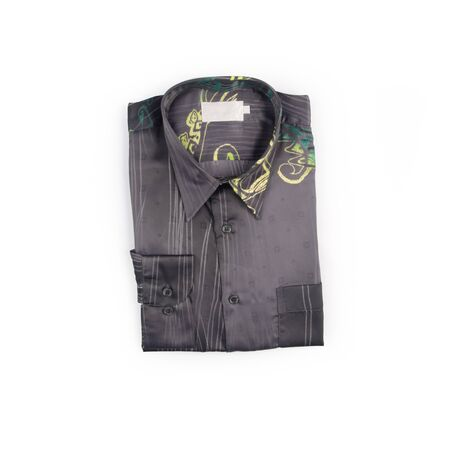 shirt or batik shirt for mans on background