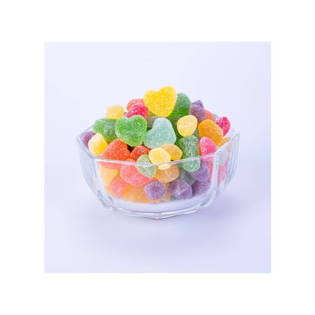 candies or jelly candies 写真素材