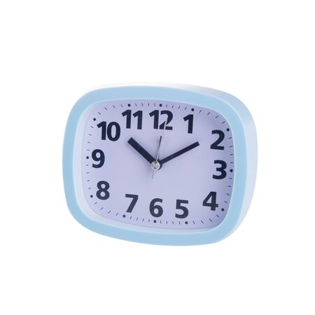 clock or alarm clock on a background new